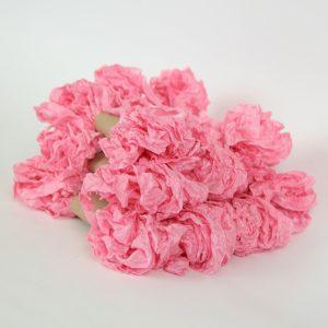 """Шебби лента """"Розовый леденец"""""""