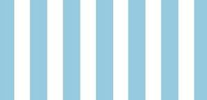 Бумажный скотч с принтом Бело-голубые полосы