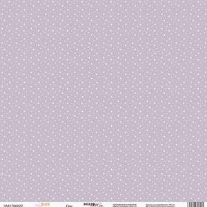 Лист односторонней бумаги 30x30 от Scrapmir Сны