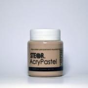 Акриловая краска AcryPastel Умбра натуральная пастельный 80мл
