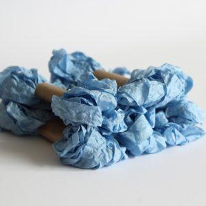 Шебби лента Baby Blue