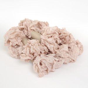 Шебби лента Чайная роза