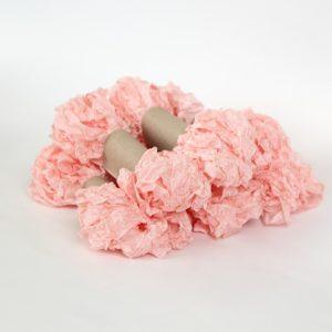 Шебби лента Утренняя роза