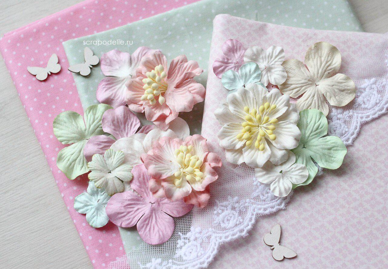 Мастер класс цветы из бумаги для скрапбукинга своими руками 53