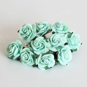 Мятные розы 2 см