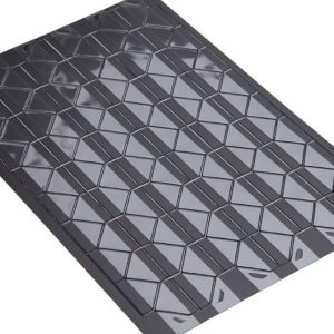 Самоклеящиеся уголки для фото черные, 102 шт.