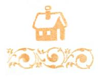 Штемпельная подушечка 009 (Янтарь)