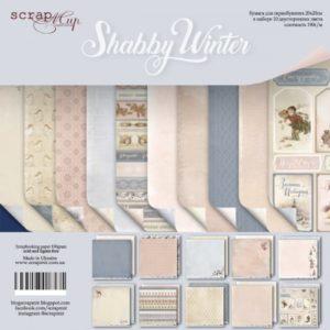 Набор Shabby Winter от Scrapmir 20х20см