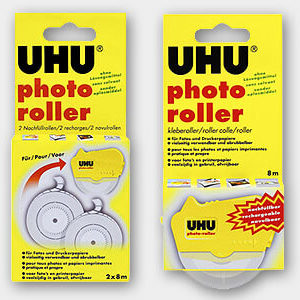 Фотороллер UHU PHOTO ROLLER