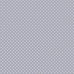 Ткань Тильда Nina Slate blue grey отрез 27х50 см