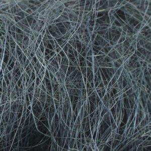 Сизаль темно-синего цвета