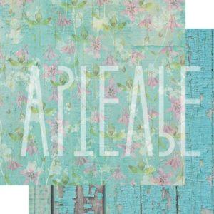 Лист «Вспоминая лето» ARTPS30-08 АРТЕЛЬЕ