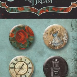Фишки Time to Dream от Scrapmir 4 шт