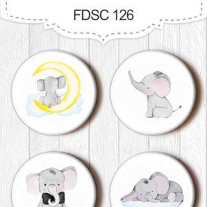 Фишки My little baby boy, артикул FDSC 126