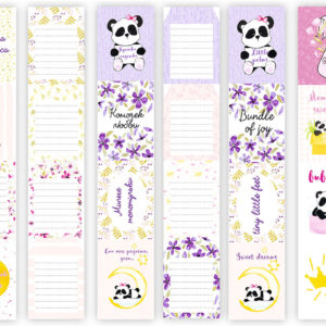 Карточки My little baby girl Фабрика Декору, артикул 1024