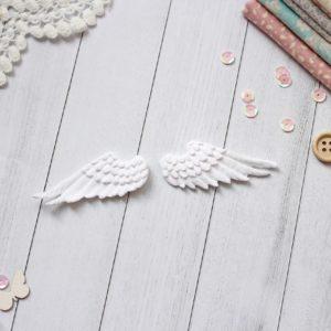 Фигурка из глины Крылья ангела