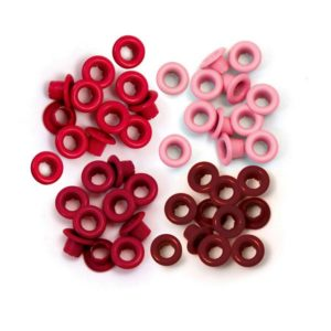 Люверсы RED We R Memory Keepers, 60 шт., артикул 41573-2