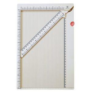"""DDB-01 Доска для биговки многофунциональная """"Рукоделие"""" (34,4x23x0,95см)"""