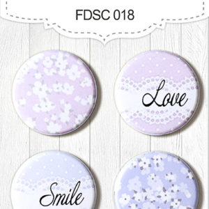 FDSC-018 Скрапфишки Набор 018 Фабрика Декору