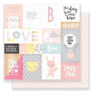 Лист Little You My Sunshine от Crate Paper 680376