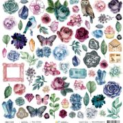 Лист Осень коллекция #Мастхэв Артелье, ARTMHС30-02