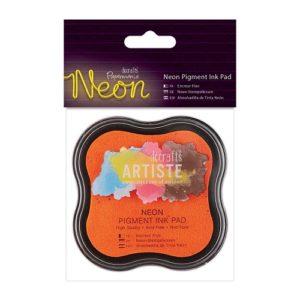 Подушка штемпельная пигментная, Neon оранжевый PMA550103