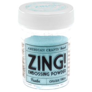 27144 Powder Zing! Пудра для эмбоссинга матовая American Crafts