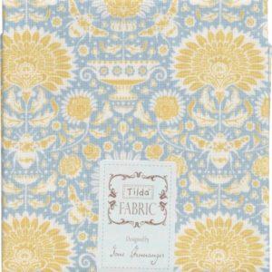 Ткань Тильда Garden Bees отрез 27х50 см, 211481359