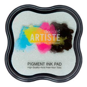 Подушка штемпельная пигментная, бесцветный, артикул DOA550113