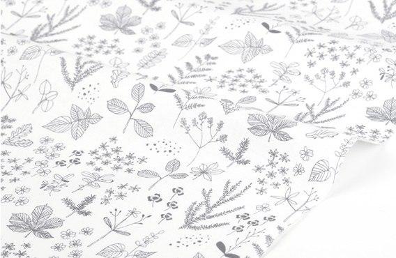 Ткань Daily Like Nature : leaf, 45х55 см, артикул DL-BCA-040
