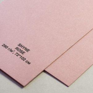 Дизайнерский картон SHYNE ROSE, артикул 6001888
