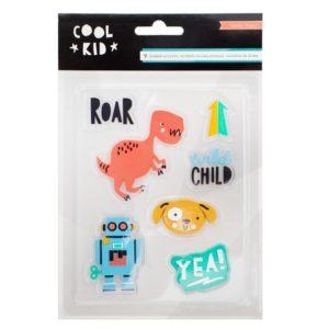 Резиновые украшения CP Cool Kid, артикул 680485