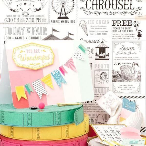 Carousel от Crate Paper 9