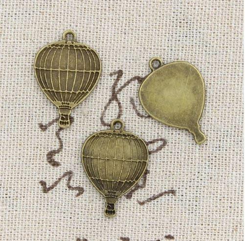 Металлическая подвеска Воздушный шар 2