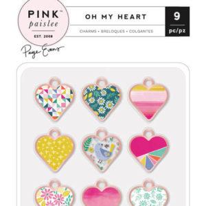 Металлические подвески Oh my heart, артикул 310526