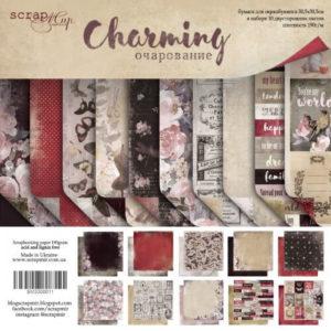 Набор Charming (Очарование) от Scrapmir 30х30 см для скрапбукинга, артикул SM3300011