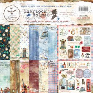 Набор бумаги Sherlock Holmes Bee Shabby 30х30, артикул 200200