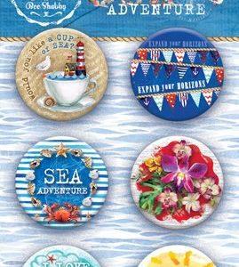 Набор фишек Sea Adventure Bee Shabby, артикул 100250