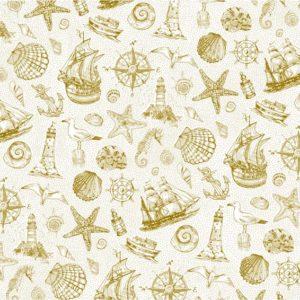 Пленка для шейкеров SEA adventure - ships, артикул 100273