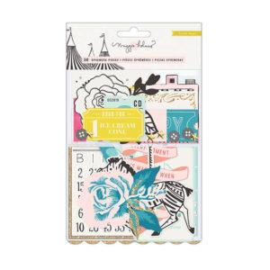 Высечки Carousel от Crate Paper, артикул 379119