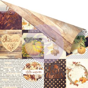 Лист карточки Amber Moon от Prima Marketing