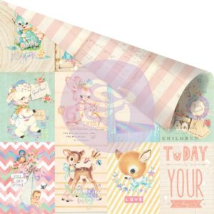 Лист Welcome baby Heaven Sent 2 от Prima Marketing