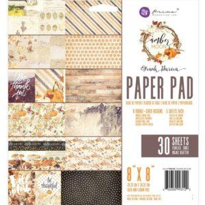 Набор бумаги Amber Moon 20х20 от Prima Marketing