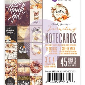 Набор карточек Amber Moon от Prima Marketing