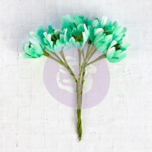 Цветы Flower Bundles Mint от Prima Marketing