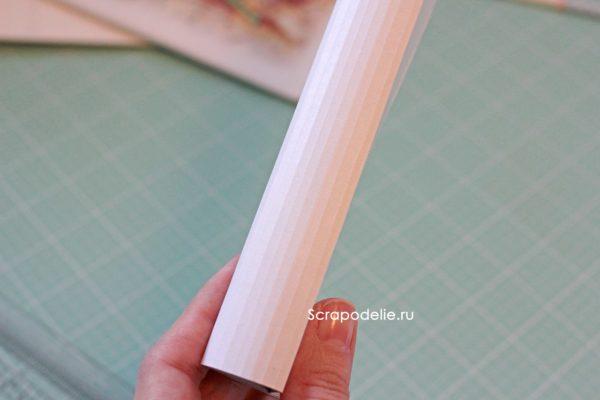 Мягкая обложка для скрапбукинг альбома своими руками, шаг 5