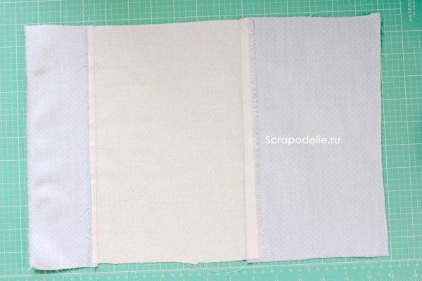 Мягкая обложка для скрапбукинг альбома своими руками, шаг 14